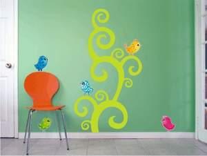 Kinderzimmer Wandsticker