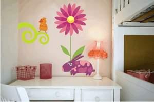 Wandaufkleber Kinderzimmer