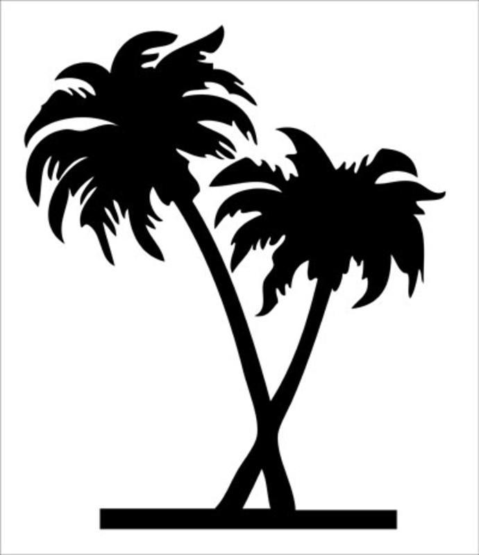 Kinderzimmer kinderzimmer braun grün : Palm Trees