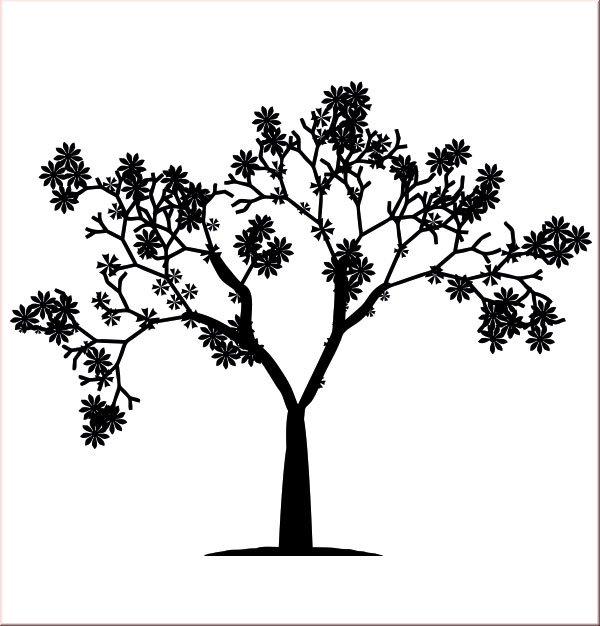 Baum Wandtattoo Bild 1 Baum Wandtattoo Bild 2