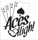 Aces High! - Wandtattoo Bild 2